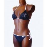 Venice Beach Bikini Modell Rosa