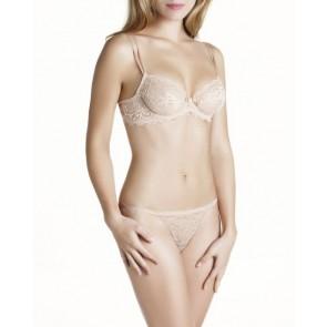 Simone Perele Celeste Mini String skin-rose