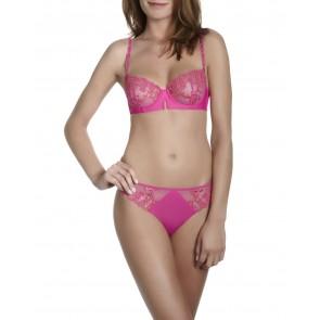 Simone Perele Saga String poppiges rosa