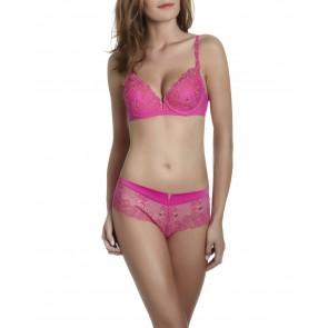 Simone Perele Saga Push-UP-BH poppiges rosa