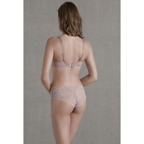 Simone Perele Caresse Shorty muskat