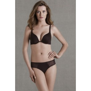 Simone Perele Muse Triangel Push UP BH kakao