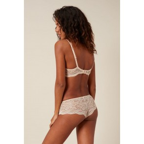 Simone Perele Eden Chic Shorty skin rose