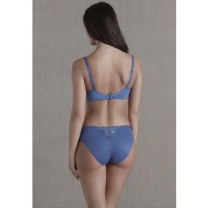Simone Perele Andora Taillen Slip Blue Jeans